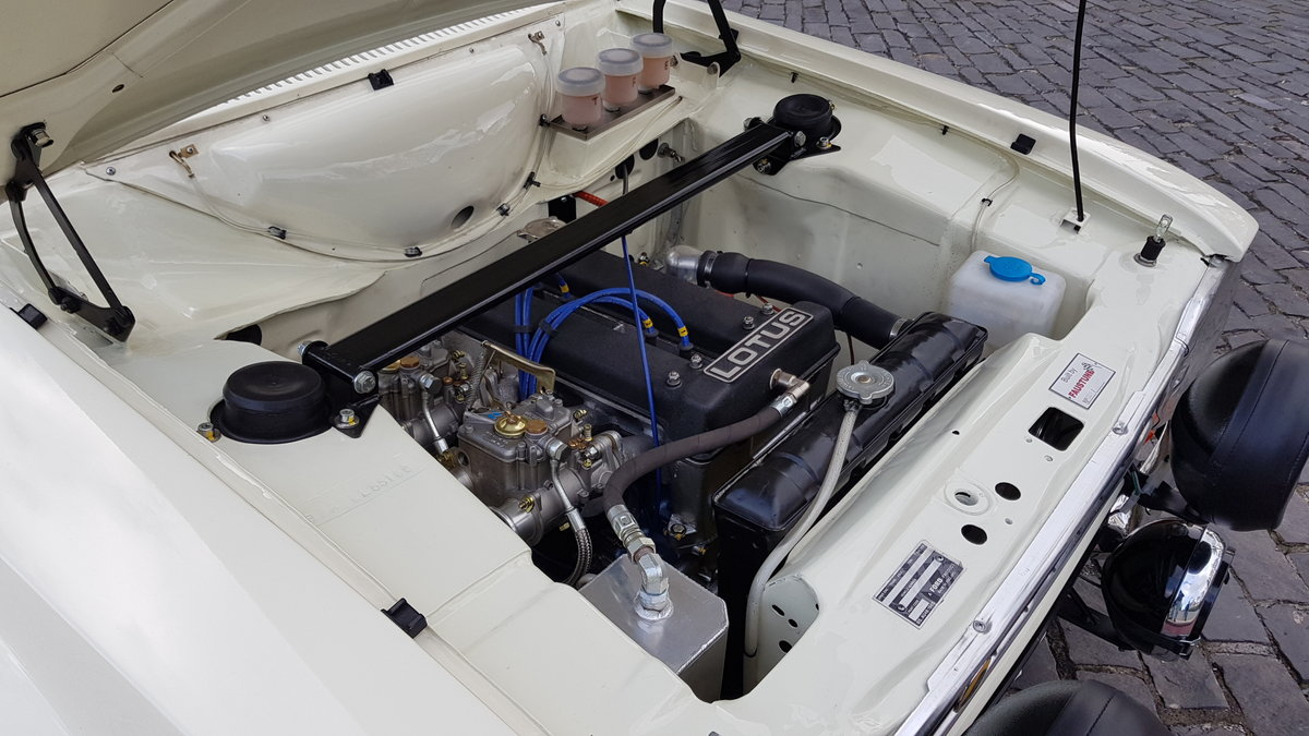 1971 Ford Escort Twin Cam  ( Lotus  TC ) For Sale (picture 5 of 6)