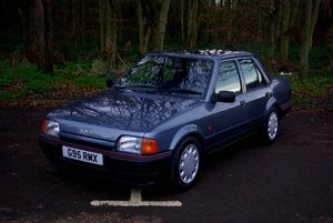 1989 Ford Orion GLSi 1.6 EFi For Sale
