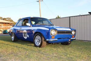 1972 Ford Escort RS1600 Historic  Touring Car Group NC