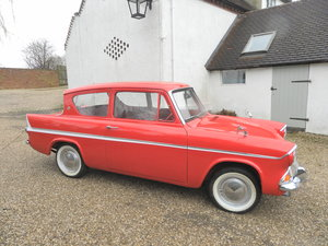 1966 FORD ANGLIA Deluxe 997cc 'AWARD WINNING