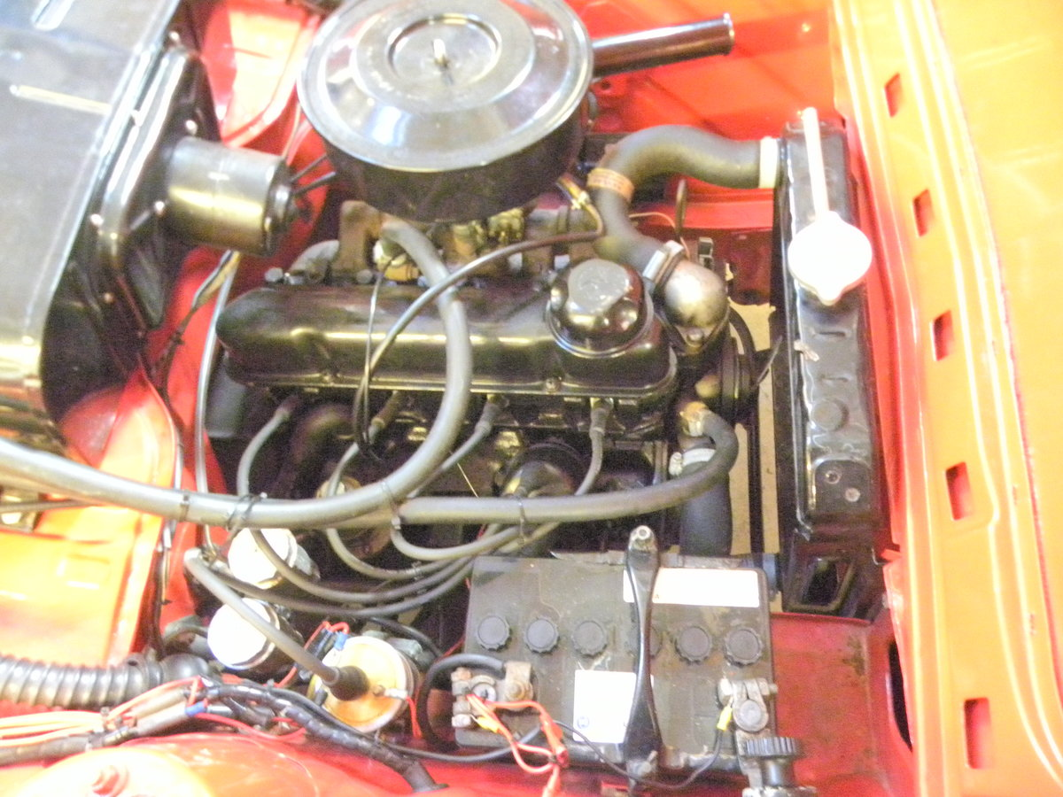 1966 FORD ANGLIA Deluxe 997cc 'AWARD WINNING For Sale (picture 5 of 6)