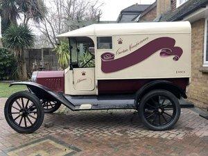 1915 Ford Model T Van