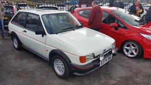 1987 Ford fiesta xr2 For Sale