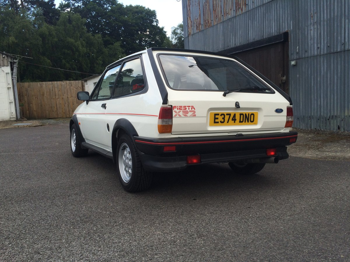 1987 Ford fiesta xr2 For Sale (picture 4 of 6)