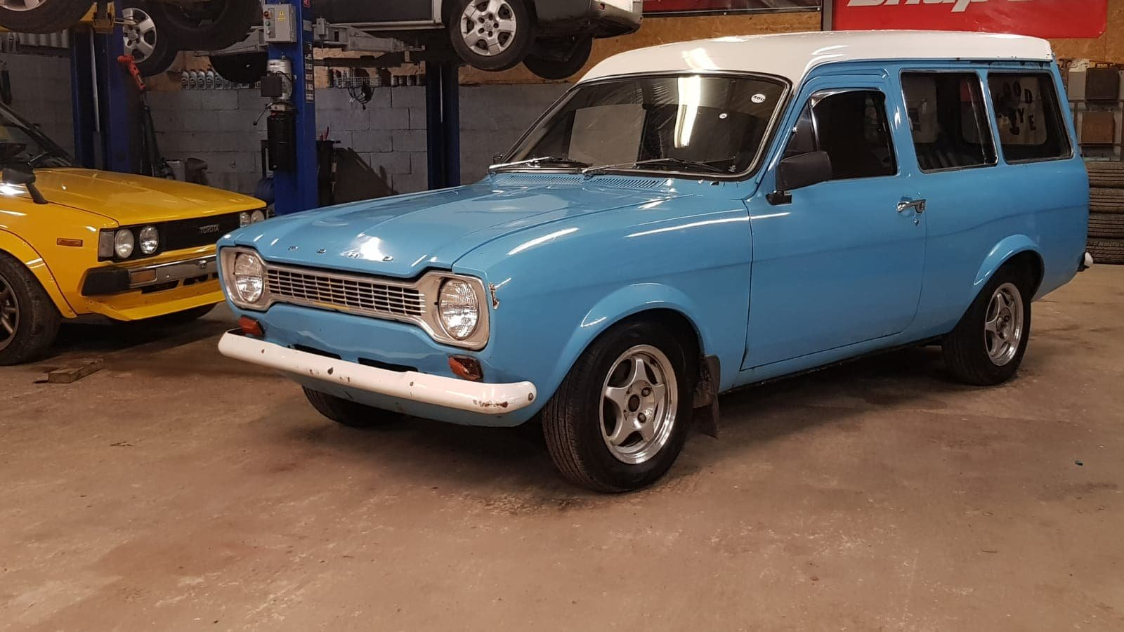 1973 Ford Escort MK1 Van For Sale (picture 2 of 5)