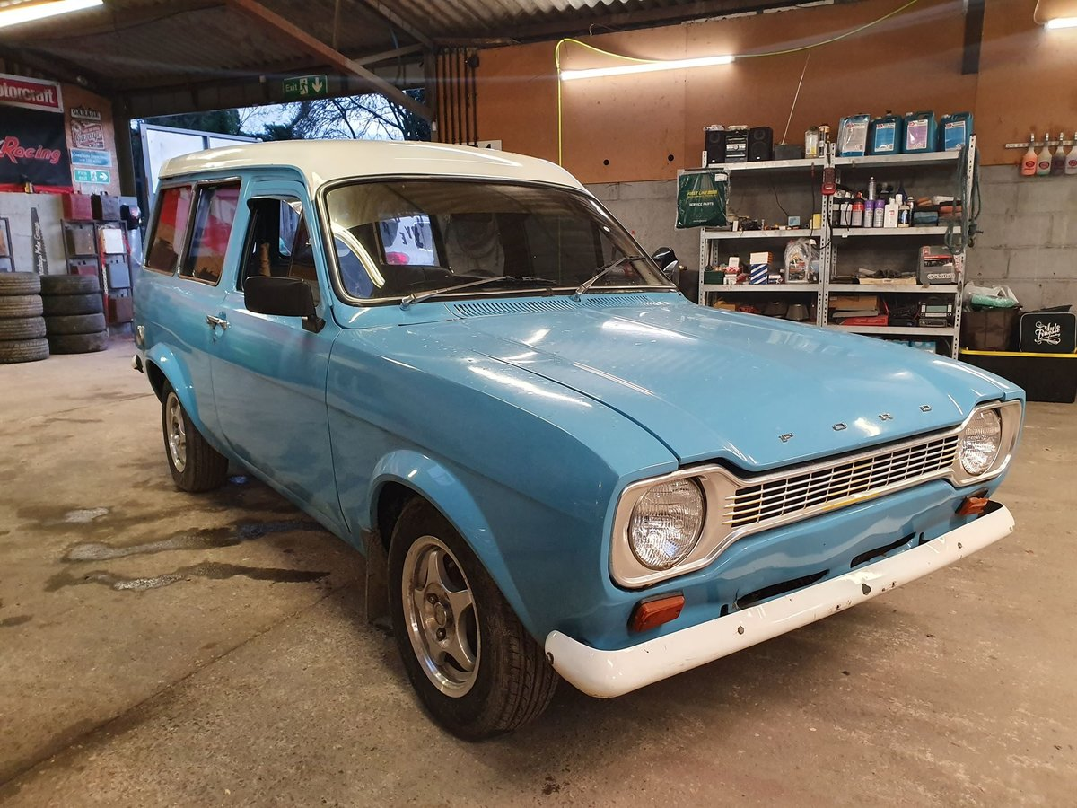 1973 Ford Escort MK1 Van For Sale (picture 3 of 5)