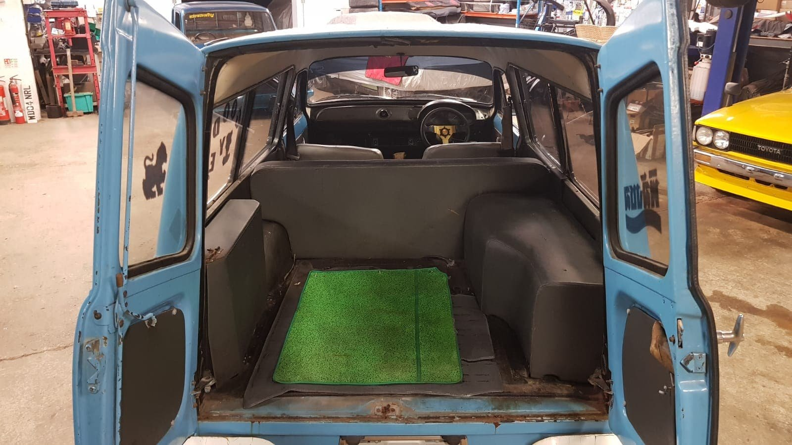 1973 Ford Escort MK1 Van For Sale (picture 4 of 5)