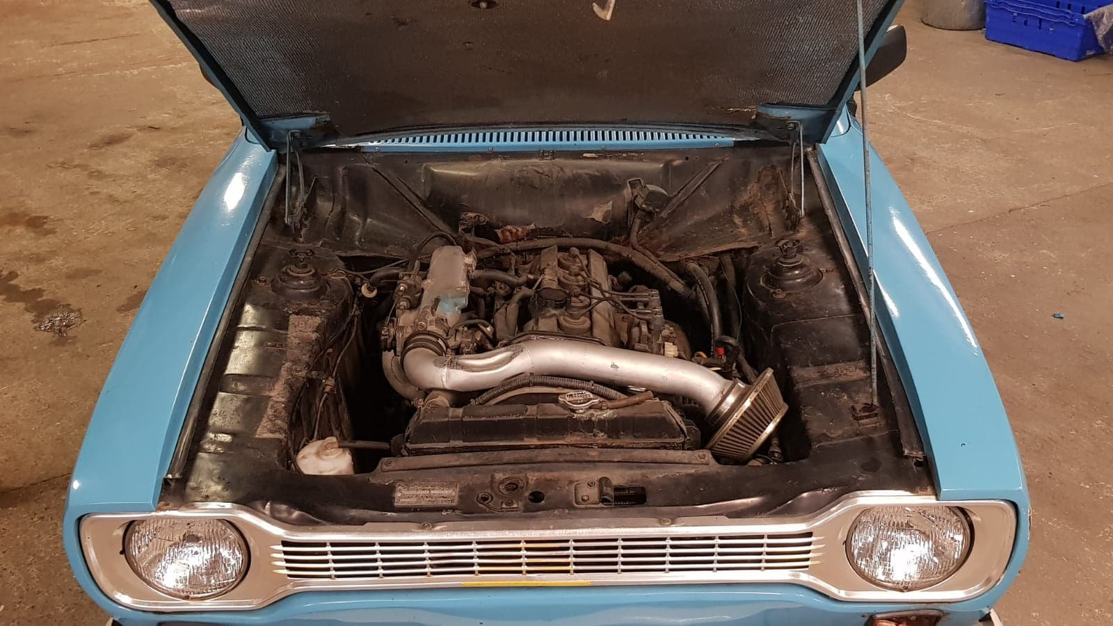 1973 Ford Escort MK1 Van For Sale (picture 5 of 5)