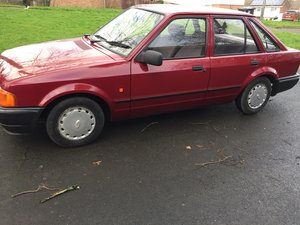 1987 Ford Escort 21,000 miles For Sale
