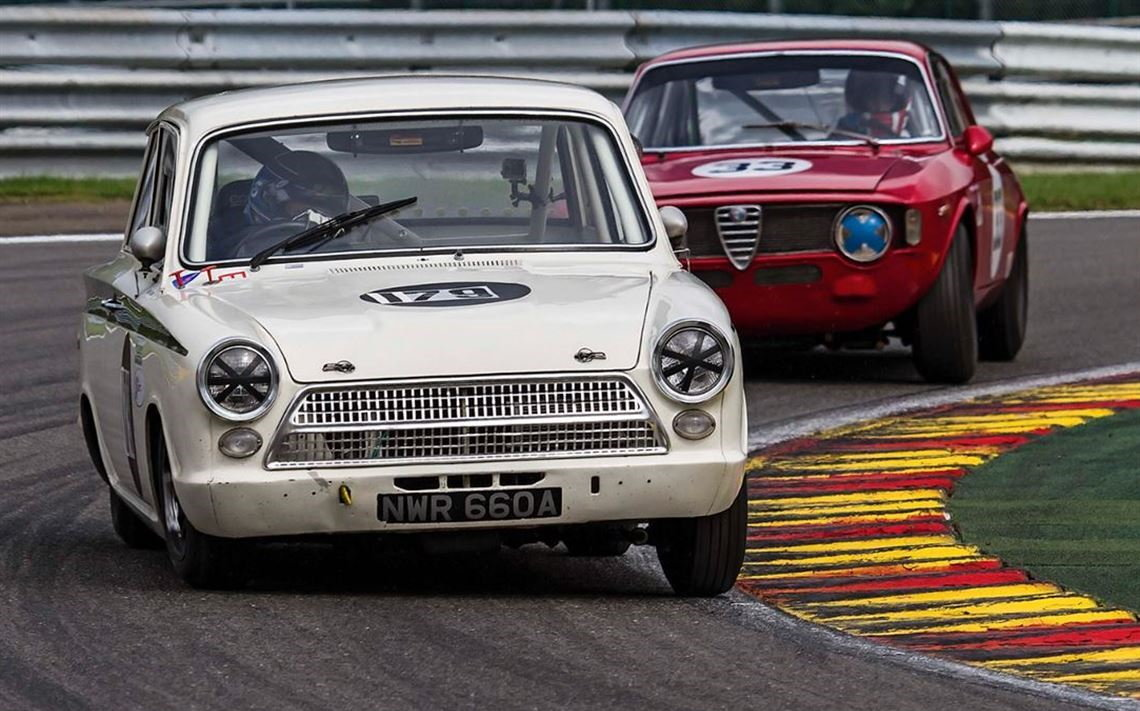 1963 Ford Lotus Cortina Twin Cam For Sale (picture 1 of 5)