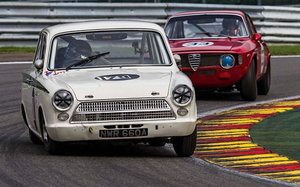 1963 Ford Lotus Cortina Twin Cam