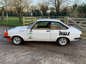 1976 FORD ESCORT RS2000 GROUP 1 LHD RALLY CAR FIA For Sale