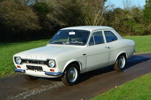 1969 Ford Escort MkI Twin Cam For Sale by Auction