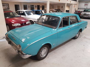 1967 Ford Corsair 1500 - Very Solid but needs Restored For Sale