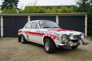 1973 Ford Escort Mk I RS 1600 Gr II Usine For Sale by Auction