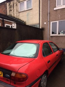 1993 Ford Mondeo 1.8 Saloon Model