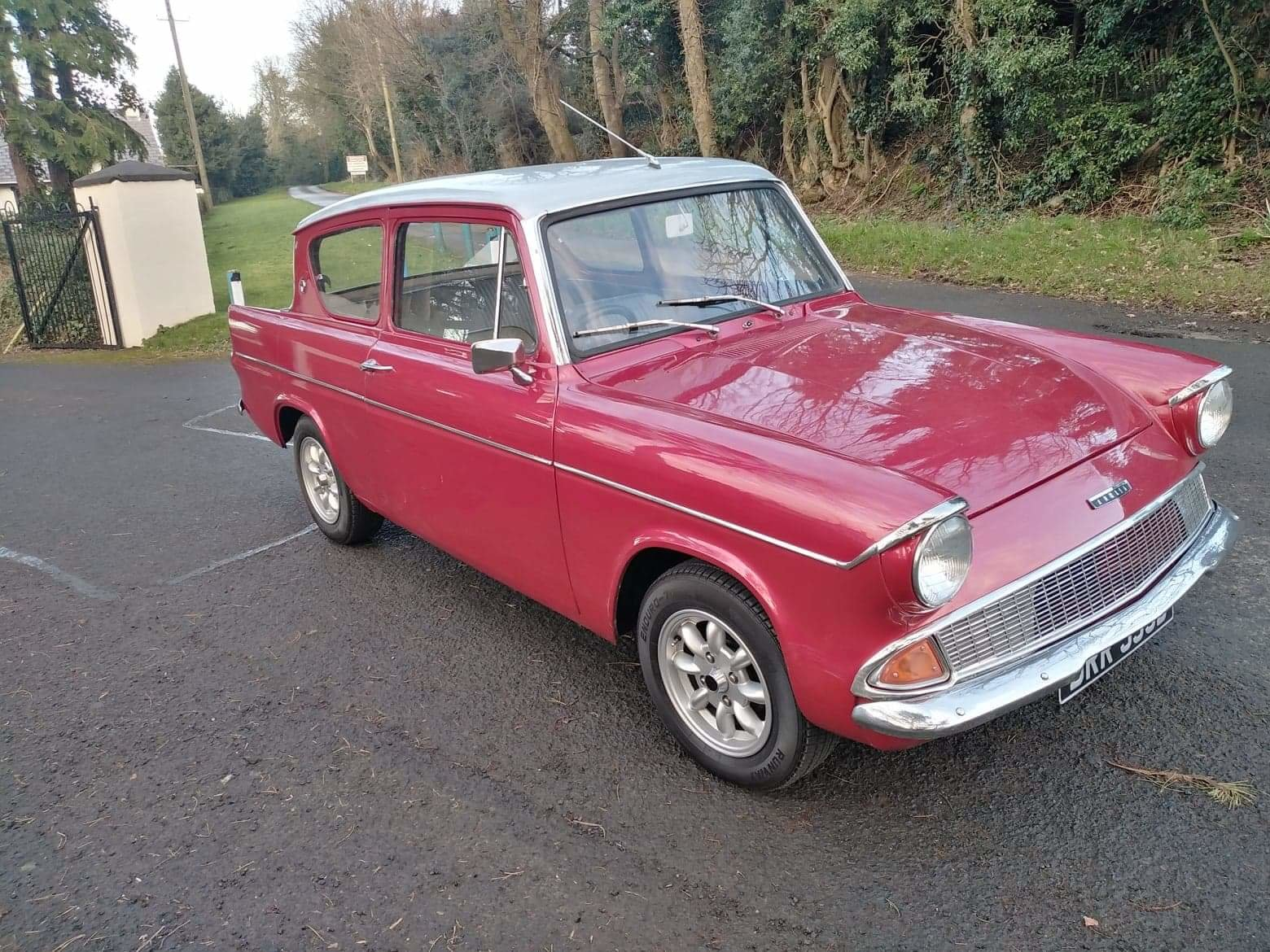 1964 Ford anglia For Sale (picture 1 of 4)