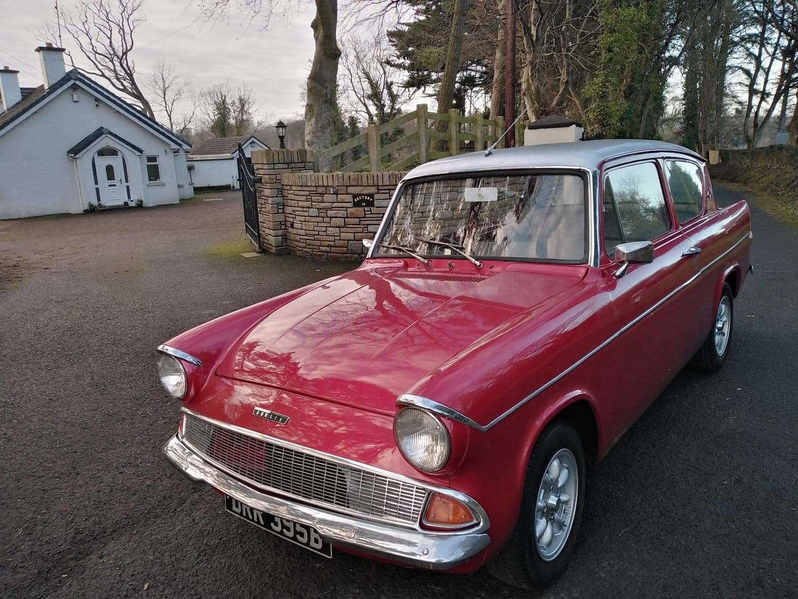 1964 Ford anglia For Sale (picture 2 of 4)