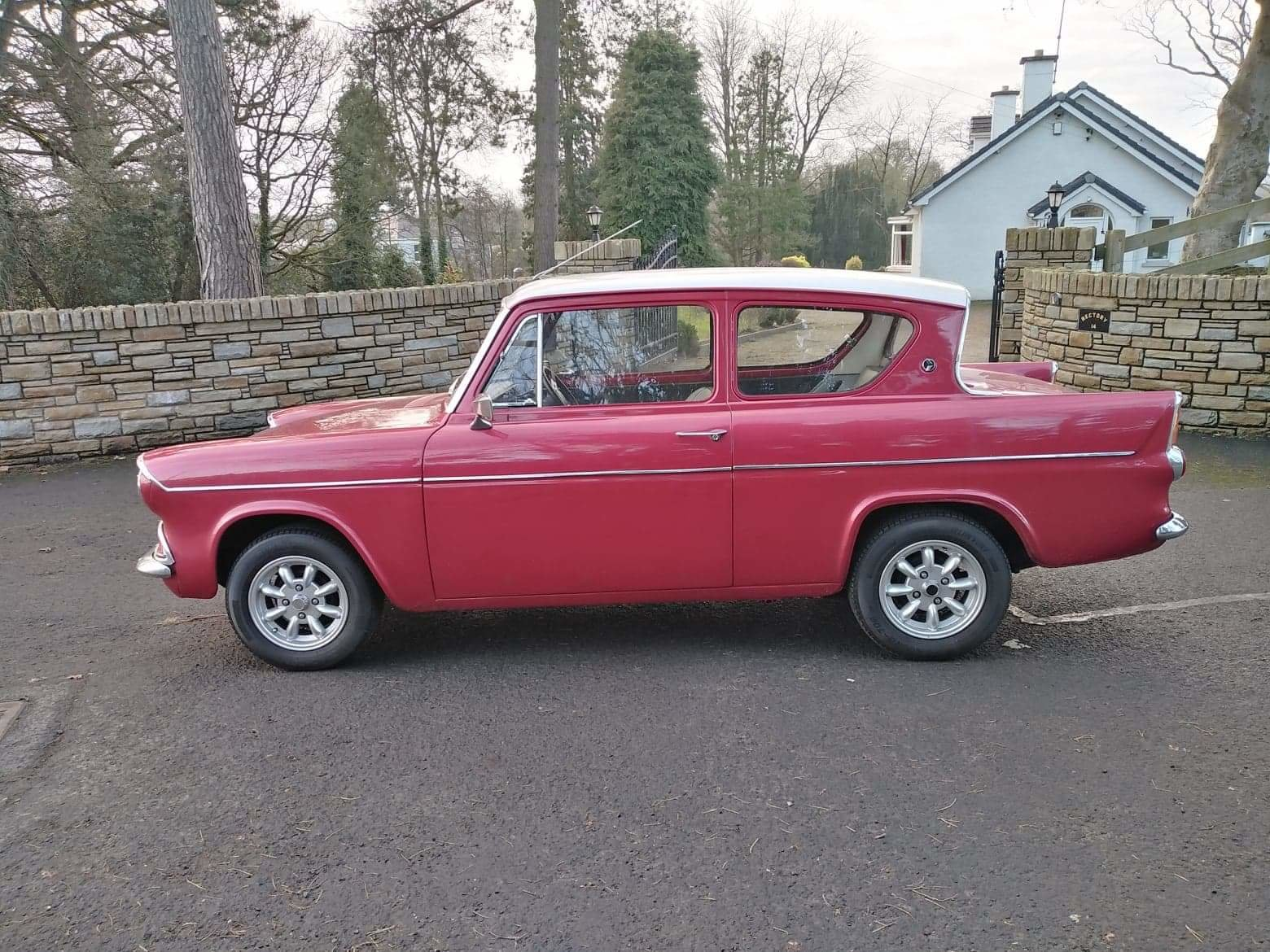 1964 Ford anglia For Sale (picture 3 of 4)