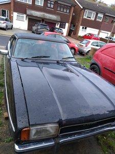 1977 Ford capri 2.0 ghia, Barn find,Runs & Drives,Rare