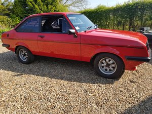 1978 Ford mk 2 escort rs 2000  For Sale