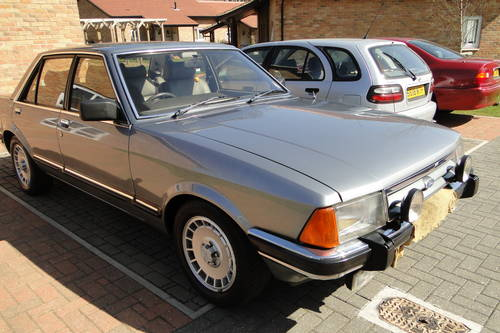 1984 Ford Granada X Pack Sold Car And Classic