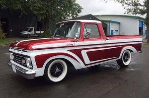 1963 Ford unibody pickup v8 For Sale