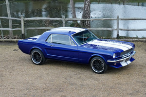 1966 66 High Performance Ford Mustang 302 Restomod For Sale