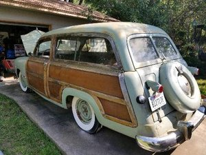 1950 Ford Woody Wagon Country Squire (Round Rock, TX)