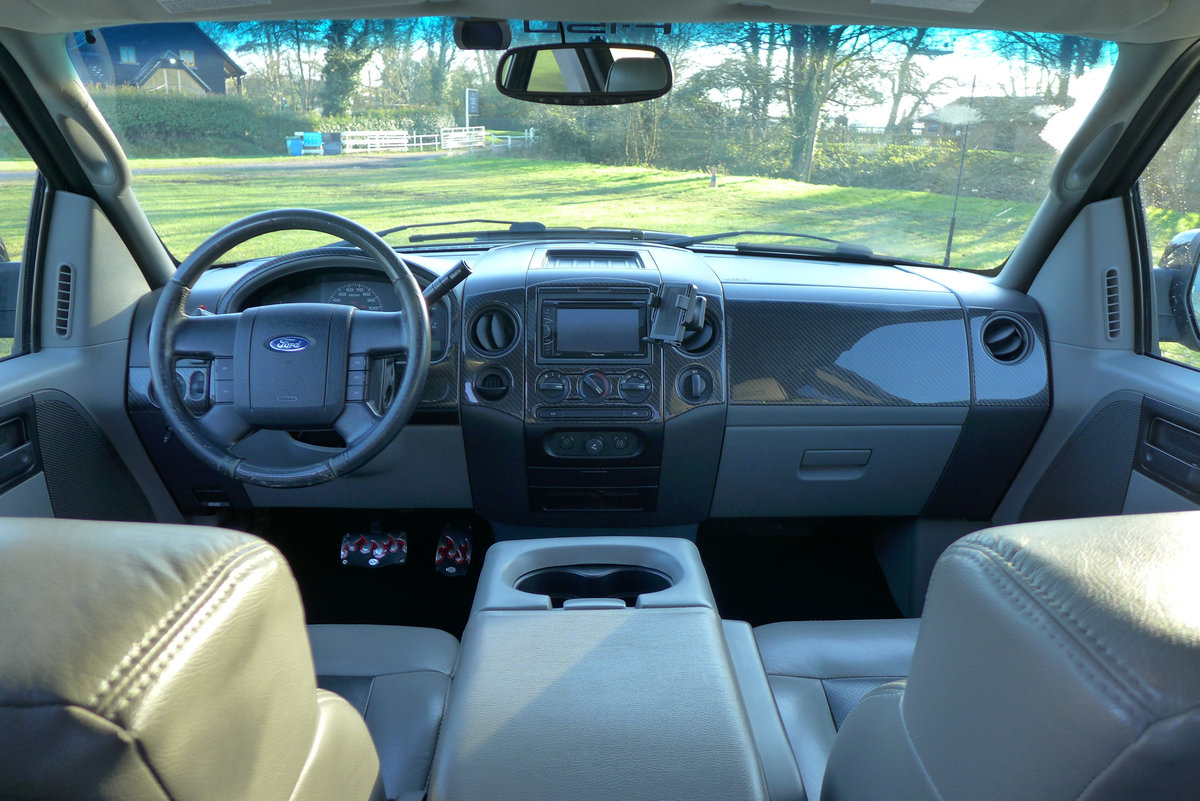 2004 FORD F-150 4.6 Litre V8   Auto   Super Cab For Sale (picture 6 of 6)