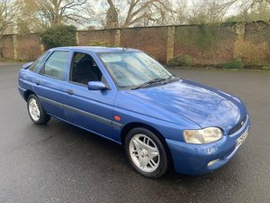 1999 Ford Escort Finesse For Sale by Auction