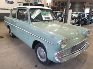 1964 Ford Anglia Super SOLD by Auction