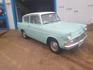 1961 Ford Anglia 105E For Sale