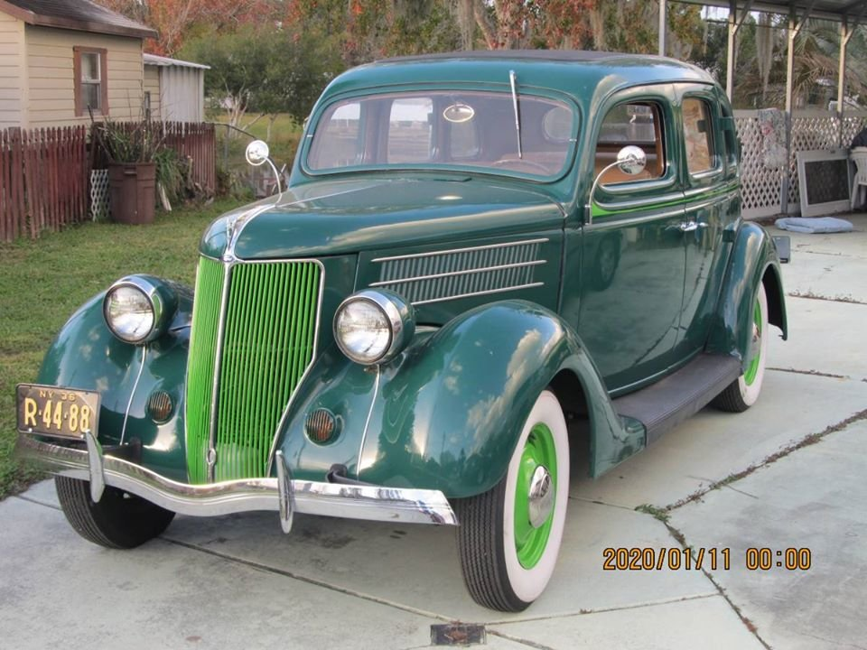 1936 Ford Sedan (Inverness, FL) $24,900 obo For Sale (picture 1 of 6)