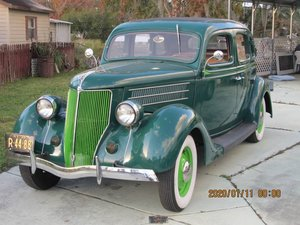 1936 Ford Sedan (Inverness, FL) $24,900 obo