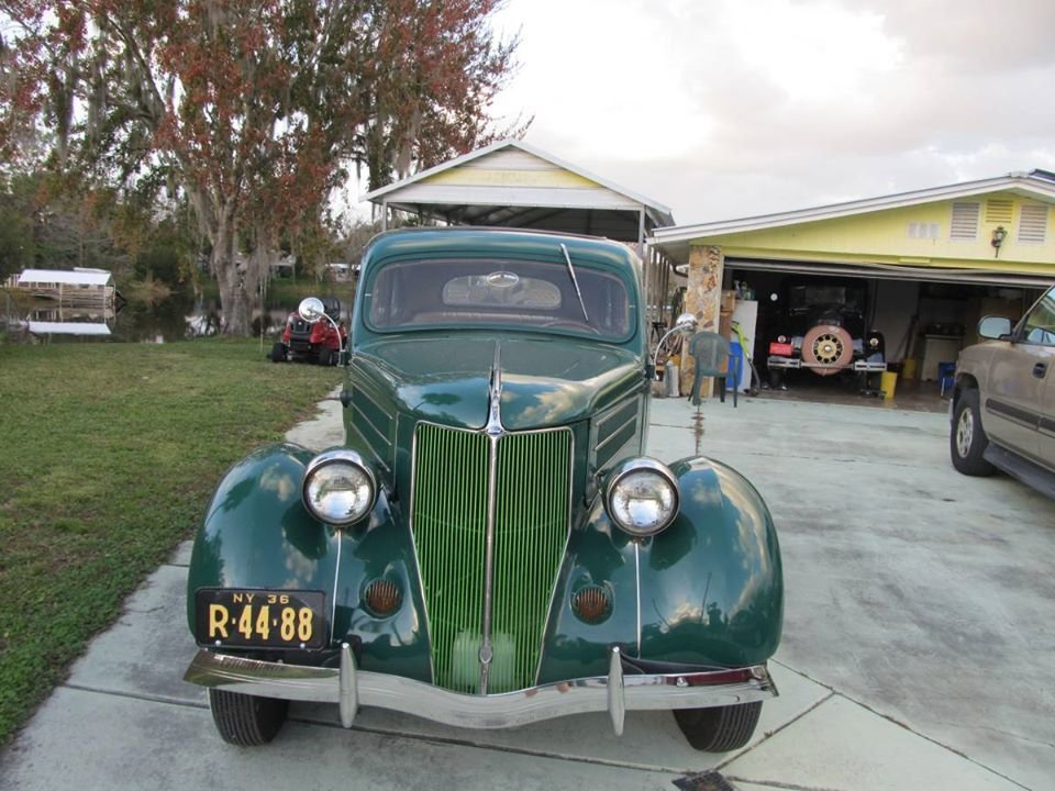 1936 Ford Sedan (Inverness, FL) $24,900 obo For Sale (picture 2 of 6)