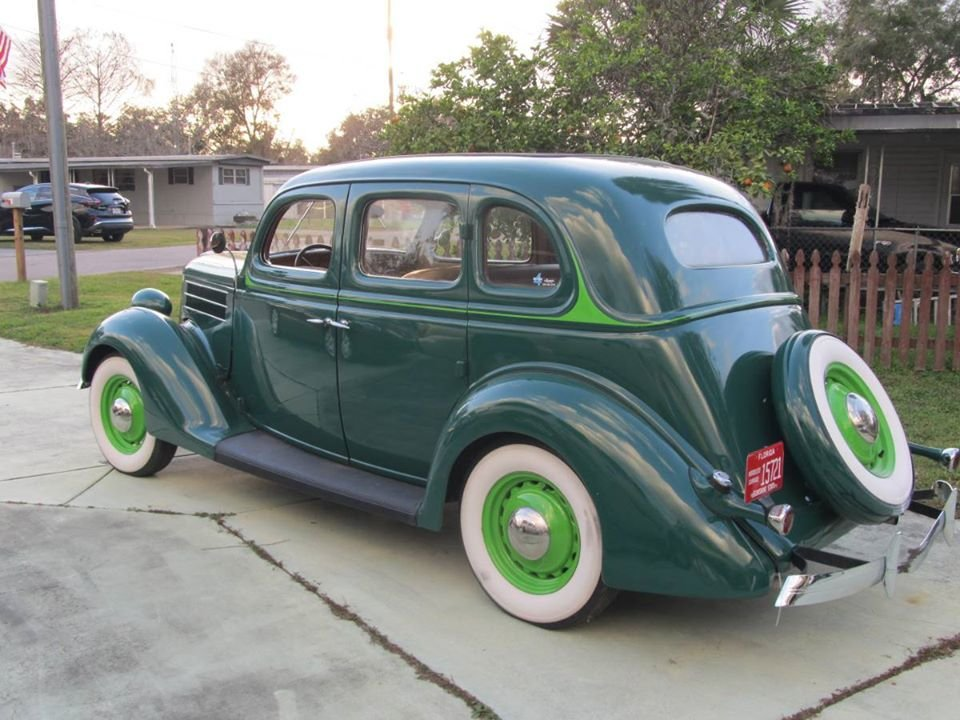 1936 Ford Sedan (Inverness, FL) $24,900 obo For Sale (picture 3 of 6)