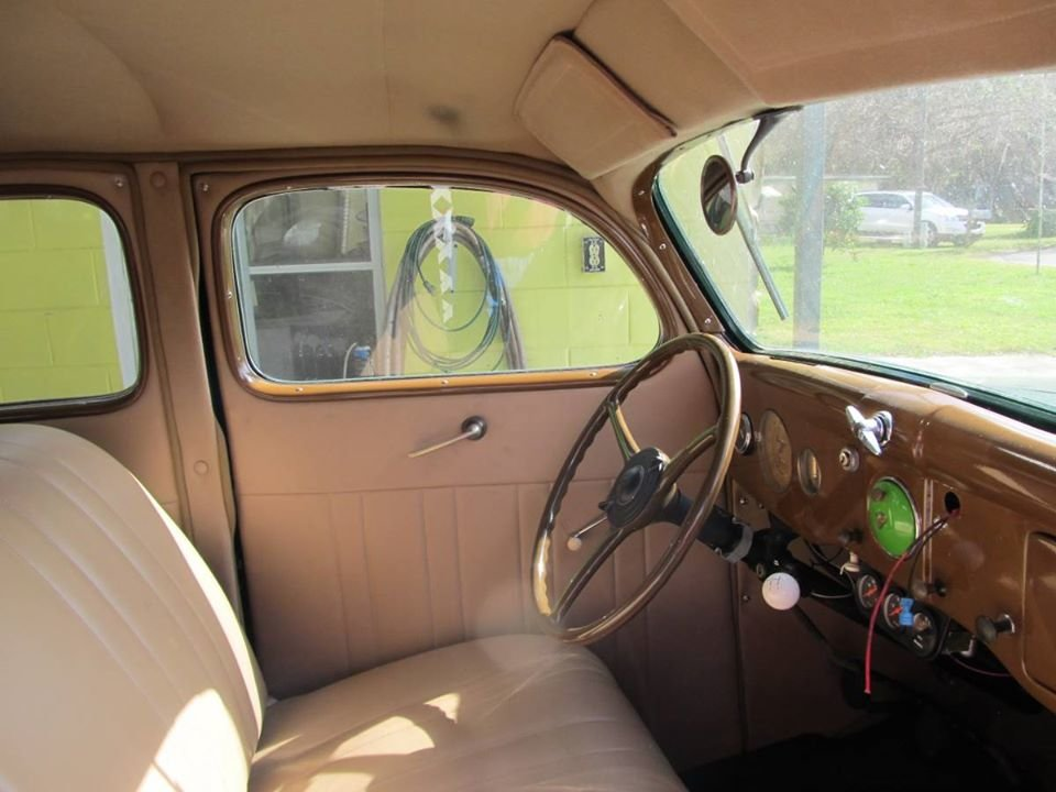 1936 Ford Sedan (Inverness, FL) $24,900 obo For Sale (picture 4 of 6)