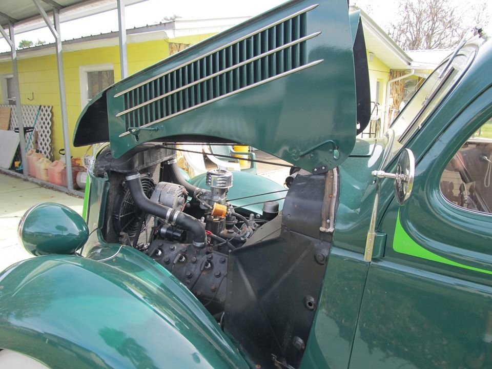 1936 Ford Sedan (Inverness, FL) $24,900 obo For Sale (picture 5 of 6)