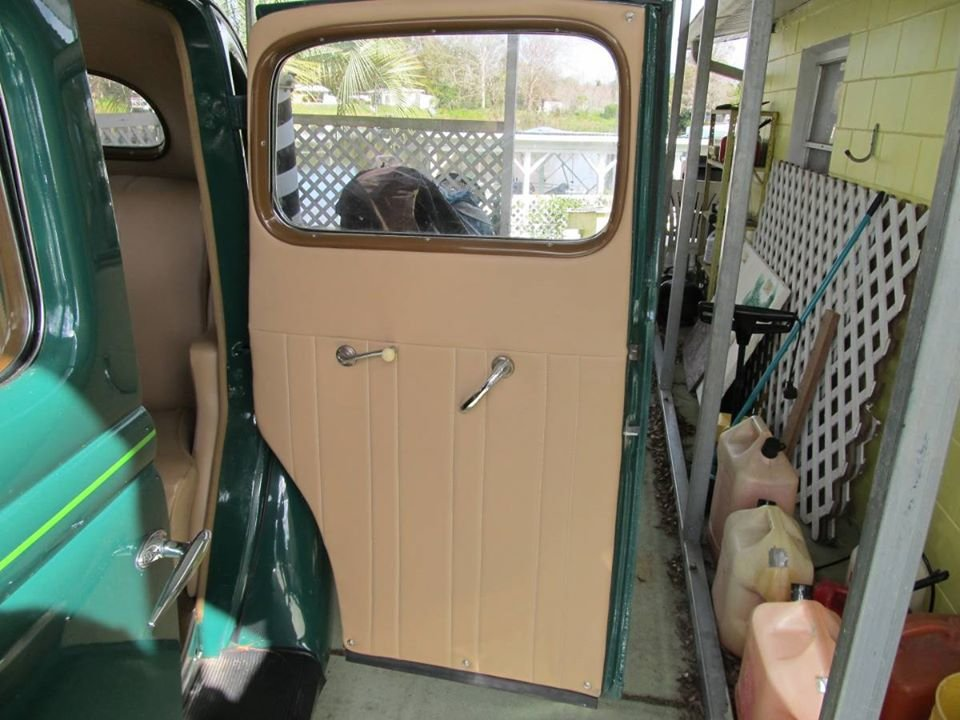1936 Ford Sedan (Inverness, FL) $24,900 obo For Sale (picture 6 of 6)