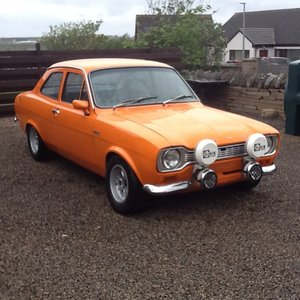 1970 Ford Escort MK 1 RS1600 For Sale