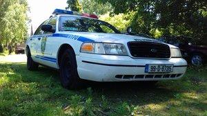 1999 Crown Victoria - Police Interceptor