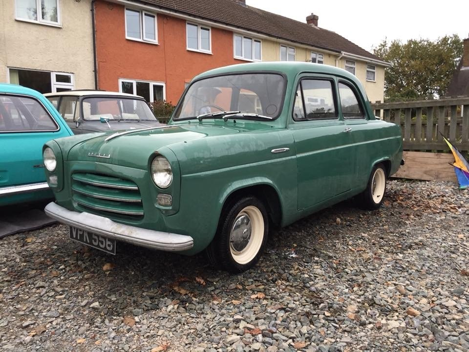 1954 Ford Anglia 100e Aquaplane For Sale (picture 1 of 6)