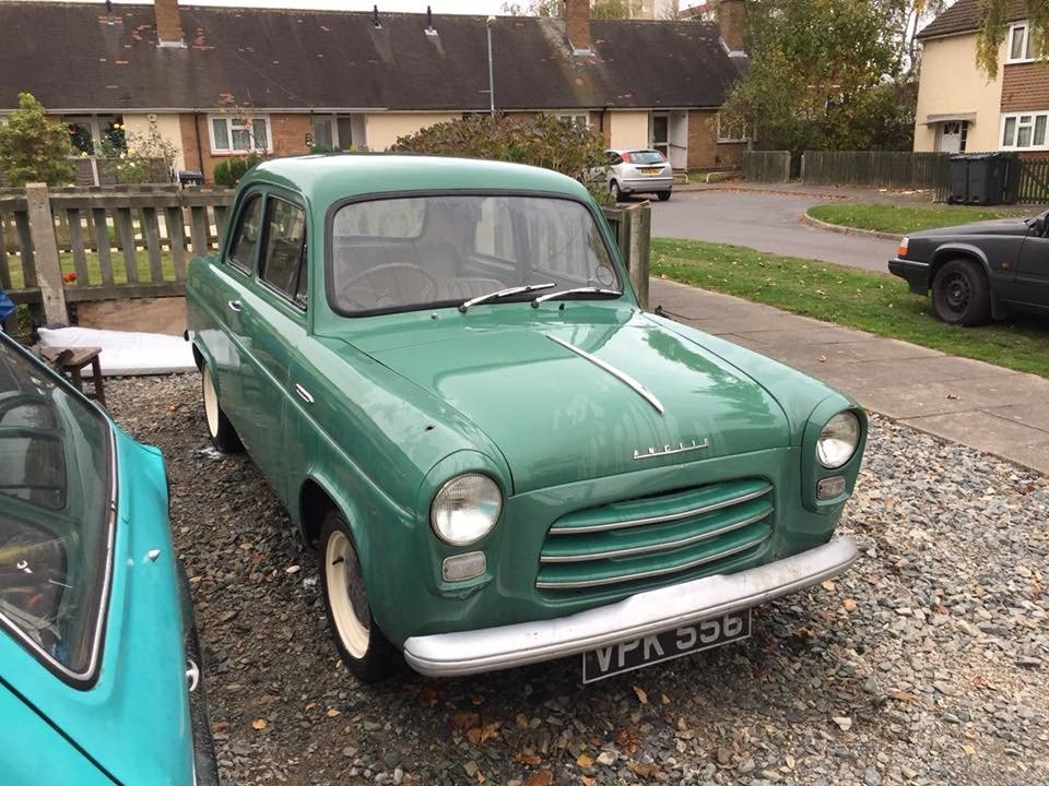 1954 Ford Anglia 100e Aquaplane For Sale (picture 2 of 6)
