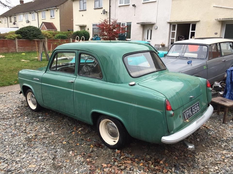 1954 Ford Anglia 100e Aquaplane For Sale (picture 3 of 6)