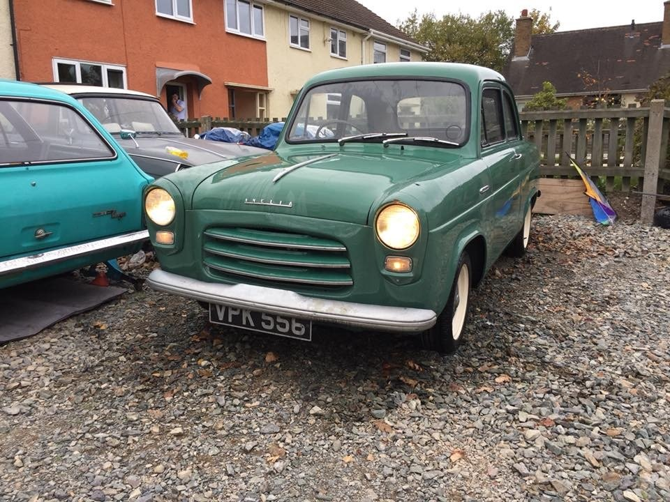 1954 Ford Anglia 100e Aquaplane For Sale (picture 5 of 6)