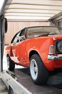 1976 Ford Cortina MK3 1600 L