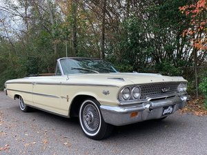 1963  Ford Galaxie 500 Convertible (Birmingham, AL)