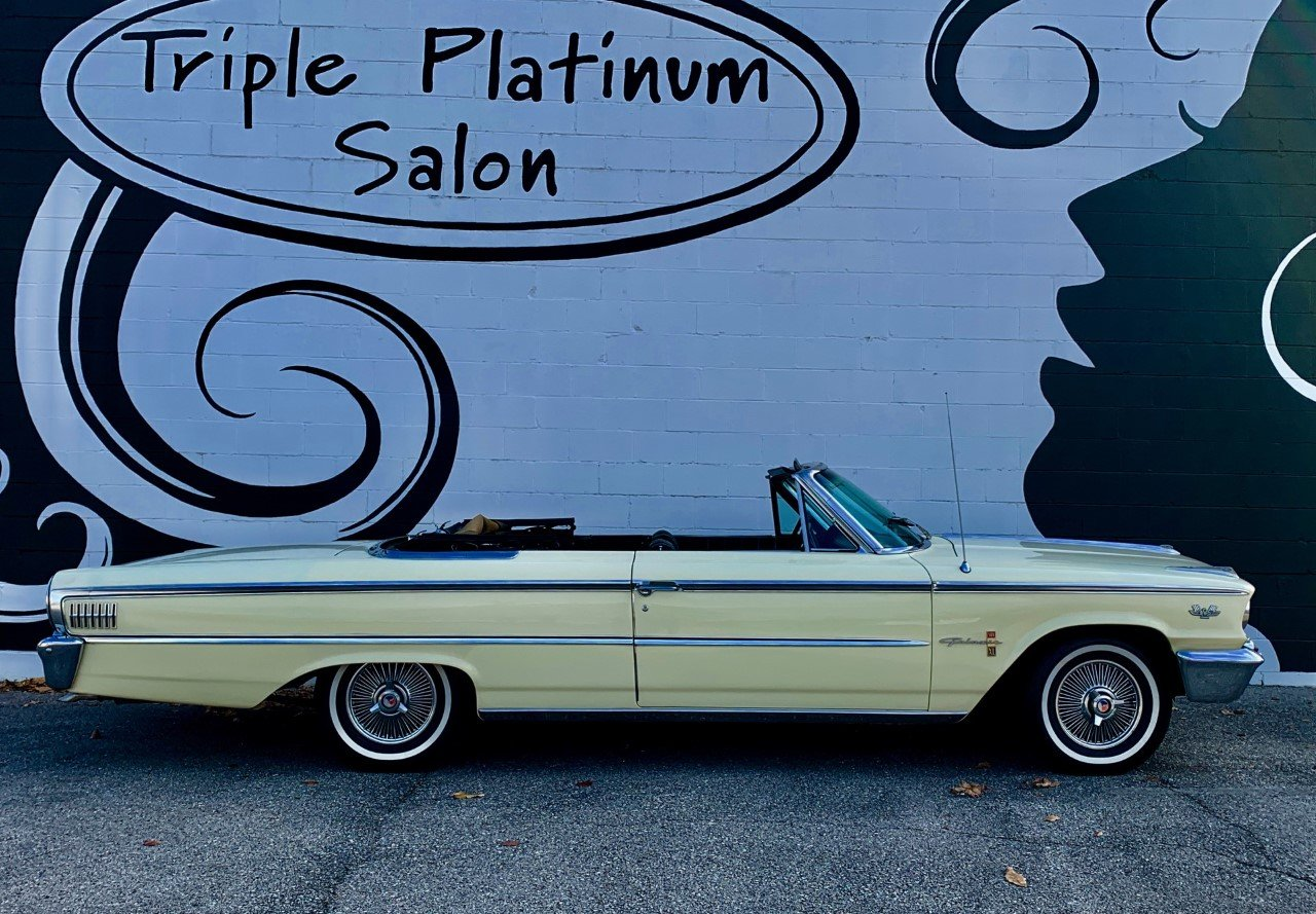 1963 Ford Galaxie 500 Convertible (Birmingham, AL) For Sale (picture 2 of 6)