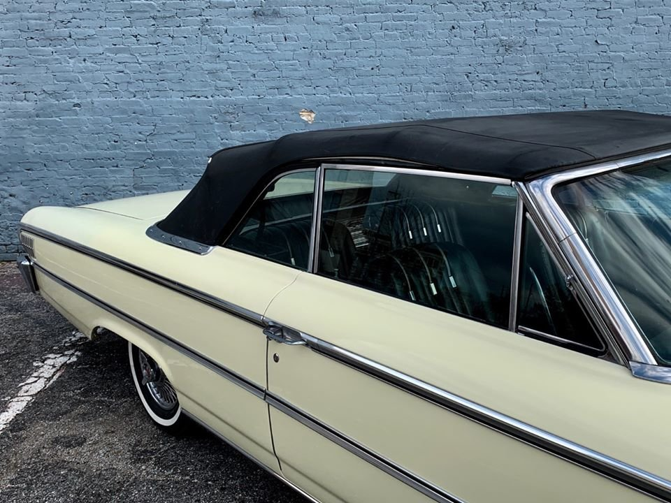 1963 Ford Galaxie 500 Convertible (Birmingham, AL) For Sale (picture 3 of 6)